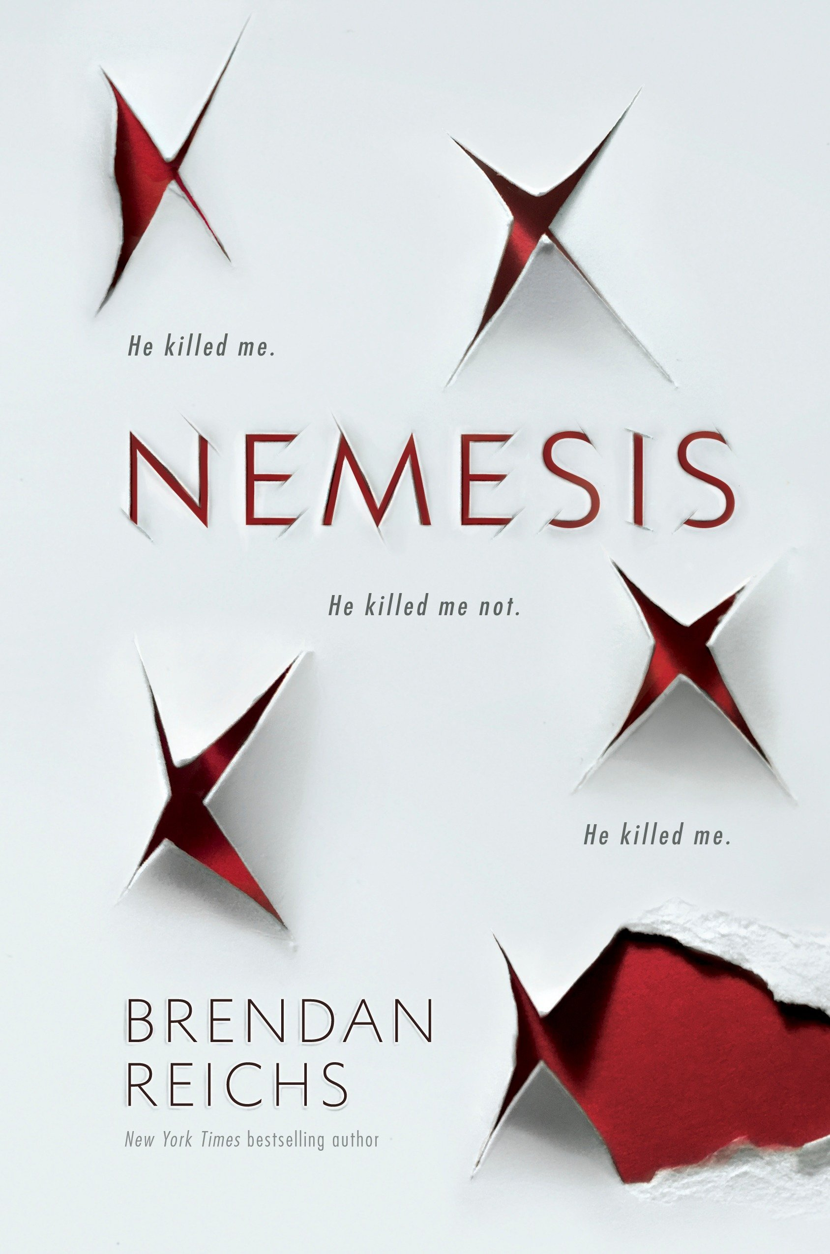 Amazon.com: Nemesis (Project Nemesis) (9780399544934): Reichs ...