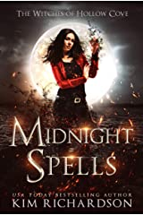 Midnight Spells (The Witches of Hollow Cove Book 2) Kindle Edition