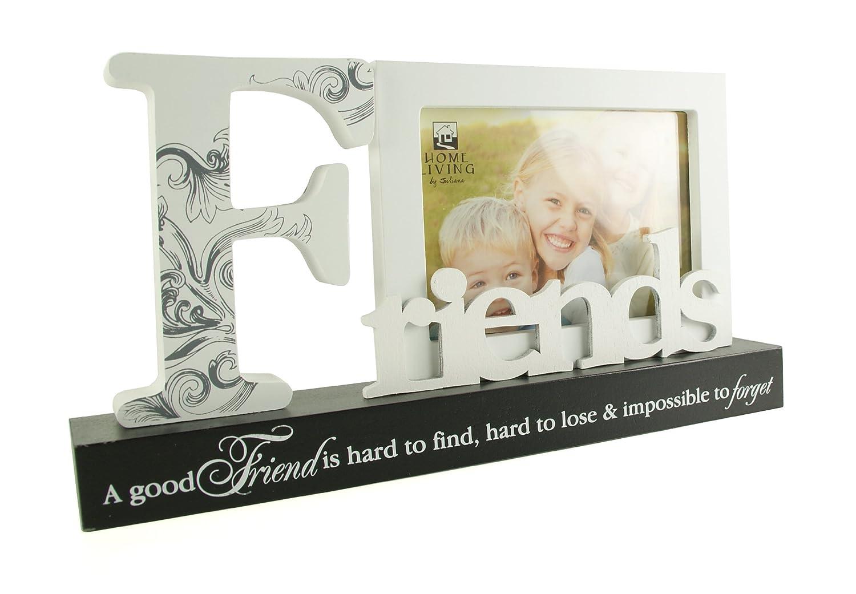 "Bilderrahmen ""Friend"", mit Sockel: Amazon.de: Spielzeug"