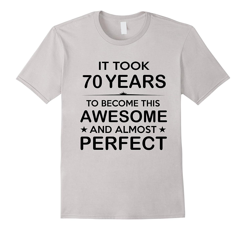 Seventy 70 Year Old 70th Birthday Gift Ideas Her Him TH