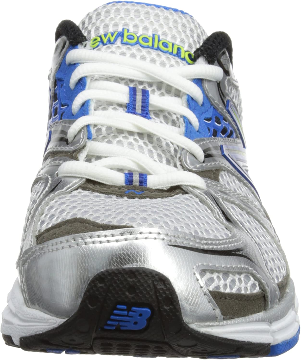 New Balance M940Wb2, Zapatillas de Running para Hombre, White with Silver & Blue Atoll, 16.5 UK: Amazon.es: Zapatos y complementos