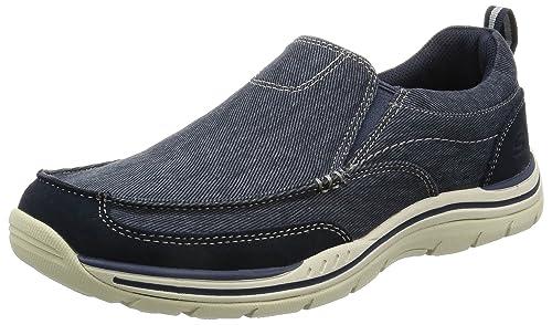 d78ec67a1f17 Skechers Men s Expected - Tomen Loafers  Amazon.co.uk  Shoes   Bags
