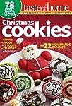 Taste of Home Christmas Cookies 2012