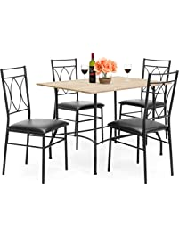 Table Amp Chair Sets Amazon Com