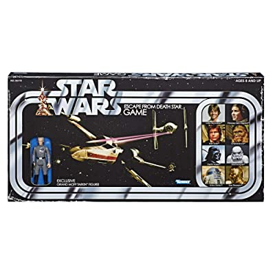 Hasbro Gaming Star Wars Retro Game: Toys & Games