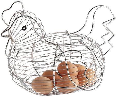 Pollo uovo carrello