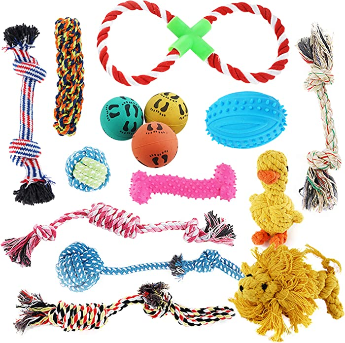 Los 12 Dog Toys For Large Dogs