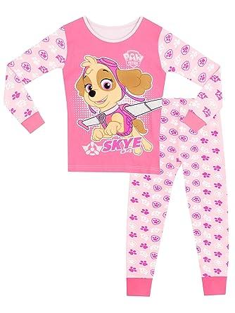 Paw Patrol Girls Pajamas Size 3T