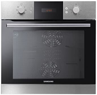 Samsung BF1N4T013 - Horno (65L, 1700W, Eléctrico, Incorporado, Acero inoxidable,