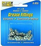 Plews (11-955) 8-Piece Standard Grease Fitting Assortment