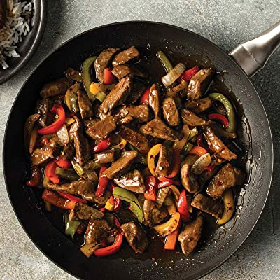 1 (24 oz.) Skillet Meal: Asian Pepper Steak: Grocery & Gourmet Food