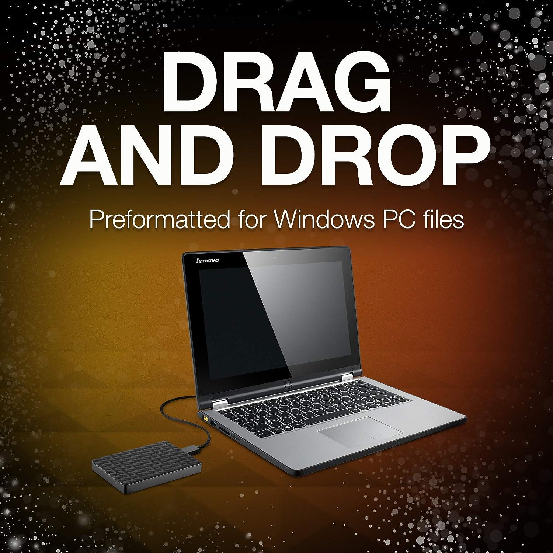 Amazon.com: Seagate Expansion - Disco duro externo portátil ...