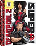 Deadpool 2 Bd + Libro (Versión Super @%!#  Grande) [Blu-ray]