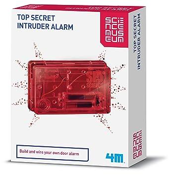 Science Museum - Alarma top secret anti-intrusos, embalajes ...
