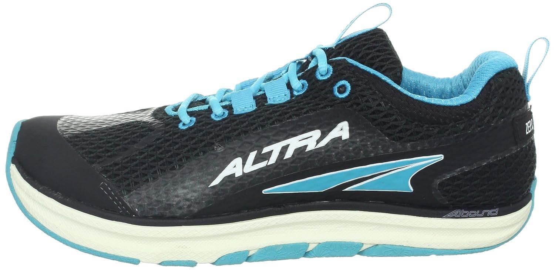 Altra Mujeres Calzado Atlético, Black/Scuba Blue, Talla 5.5: Amazon.es: Zapatos y complementos