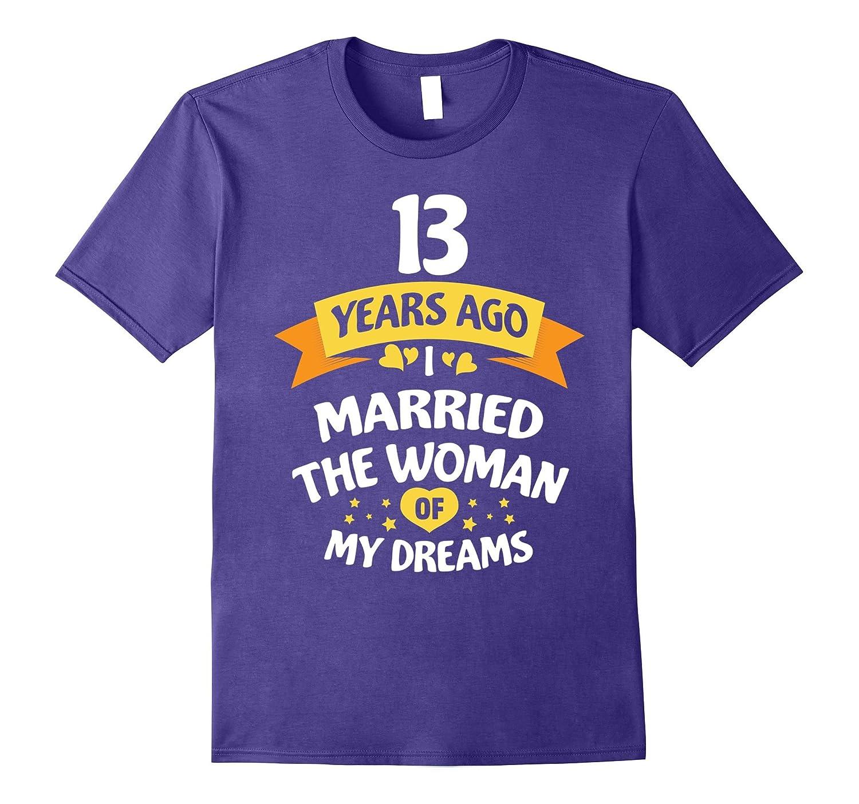 13 Years Anniversary Gift Idea for Him Thirteen
