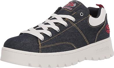 Street Cleats-Urban Denim Sneaker