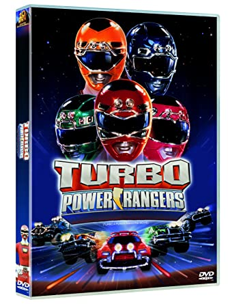 Turbo Power Rangers [DVD]