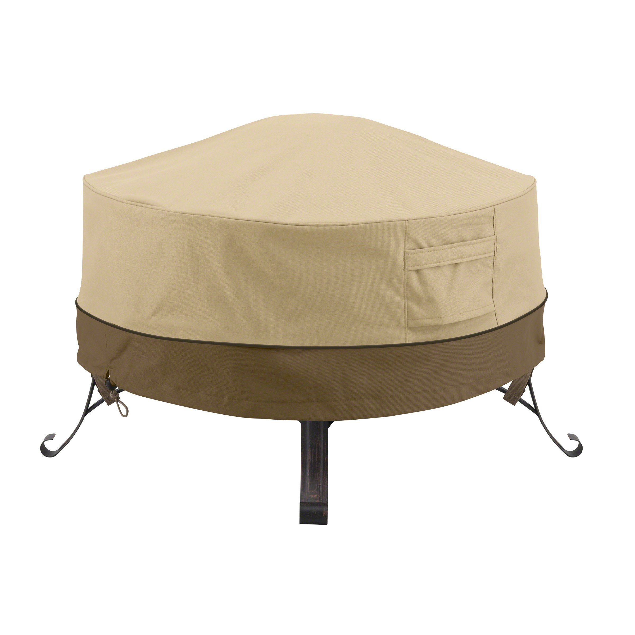 Classic Accessories Veranda Cover For Better Homes & Gardens 35-Inch Round Slate Fire Pit