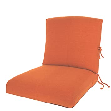 Amazon.com : CushyChic Outdoor Terry Slipcovers for Deep Seat ...