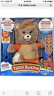 TEDDY RUXPIN STORYTELLING SET-BOOKS-CARTRIDGE-2006-BOX OF FOUR-BACKPACK