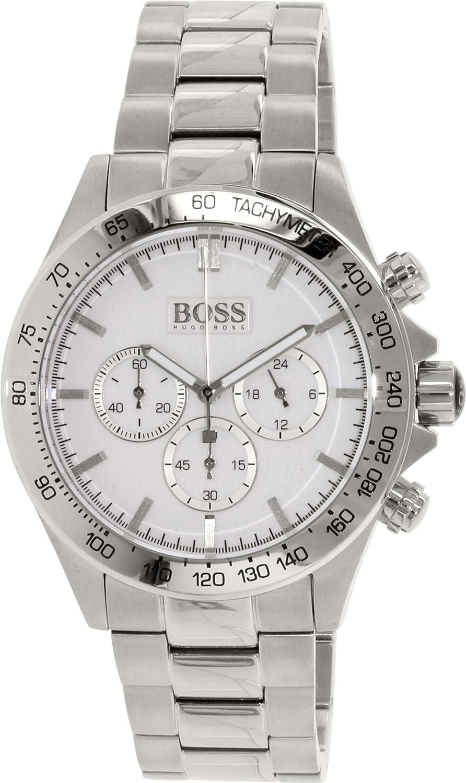 Hugo Boss Herren Chronograph Analog Sportart Quartz Reloj 1512962