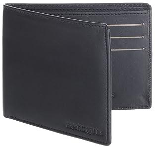 MarkQues Aura Black Men's Wallet (AUR-4401)