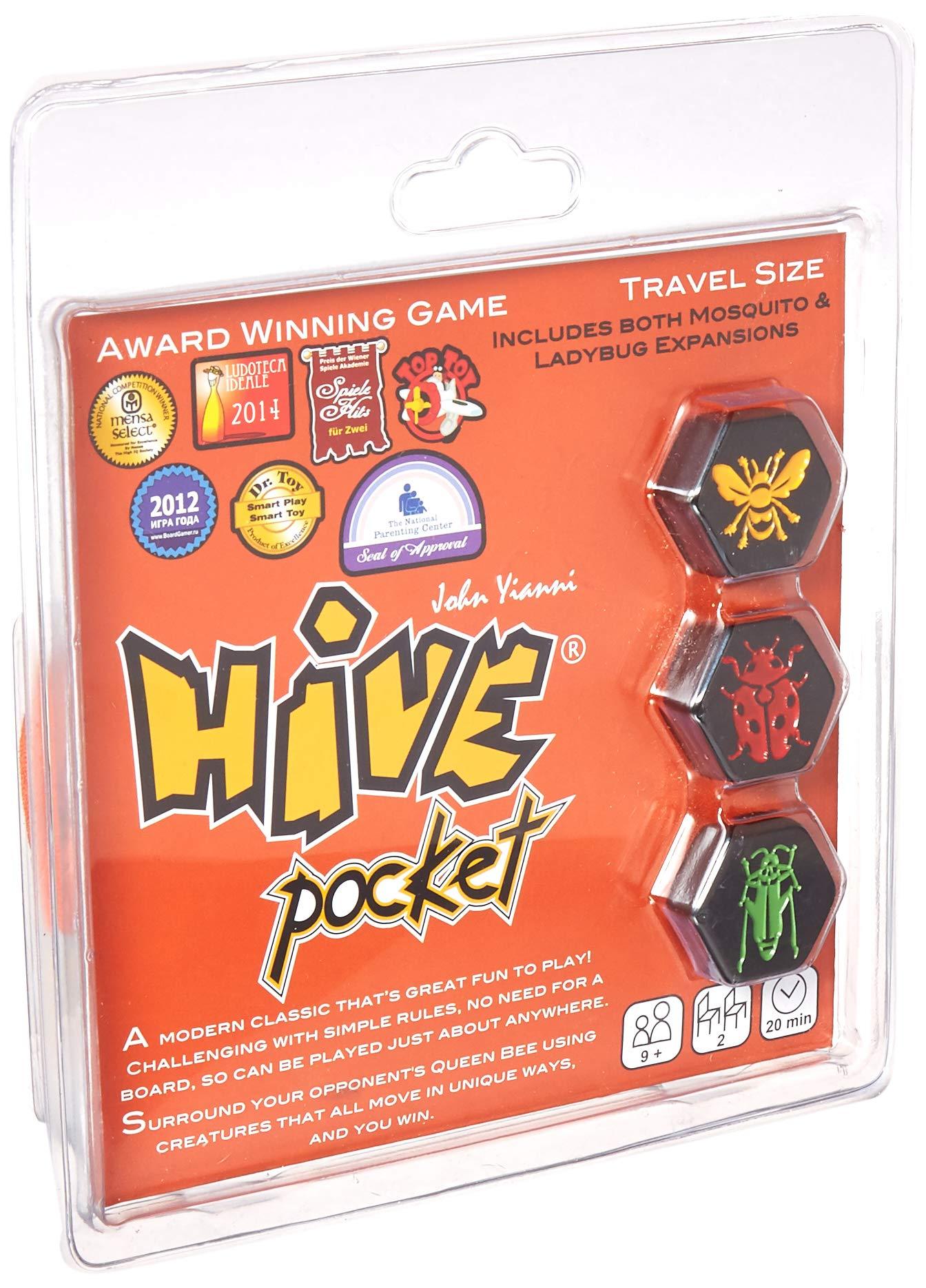 56bfc515eb Huch&Friends 019233 - Hive Pocket, gioco di società [Lingua tedesca]  product image
