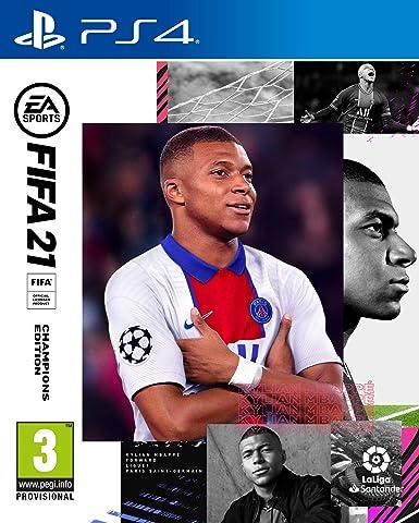 Oferta amazon: FIFA 21 Champions Edition - PS4