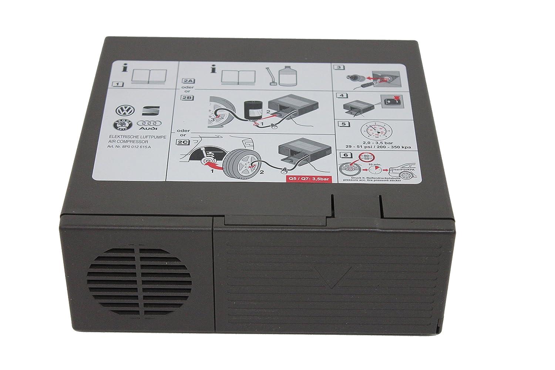 Genuine Audi 8P0012615A Air Compressor