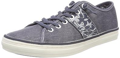 s.Oliver Damen 23611 Sneaker, Grau (Lt Grey), 40 EU