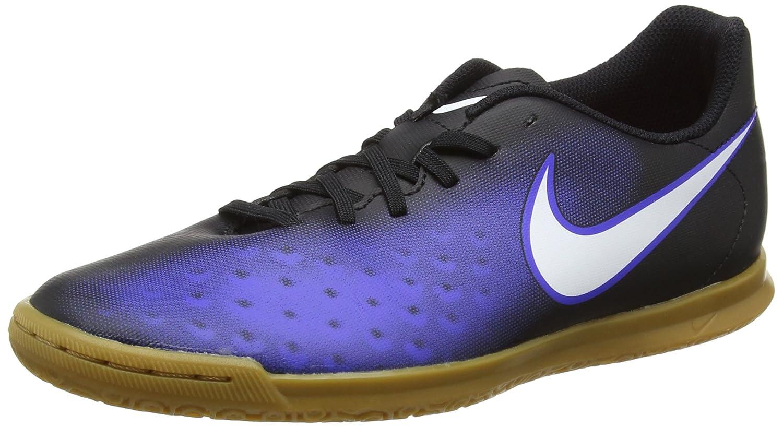 new style 4508d 0b162 Nike Magista Ola Ii Ic Scarpe da Calcio Uomo Nero Black White Paramount Blue