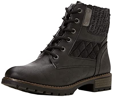 708cb07160e985 Jana Damen 8-8-26210-21 001 Combat Boots  Amazon.de  Schuhe ...