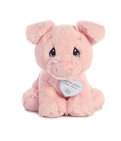 Amazon Com Aurora World Inc Aurora World 15703 Bacon Piggy Pig