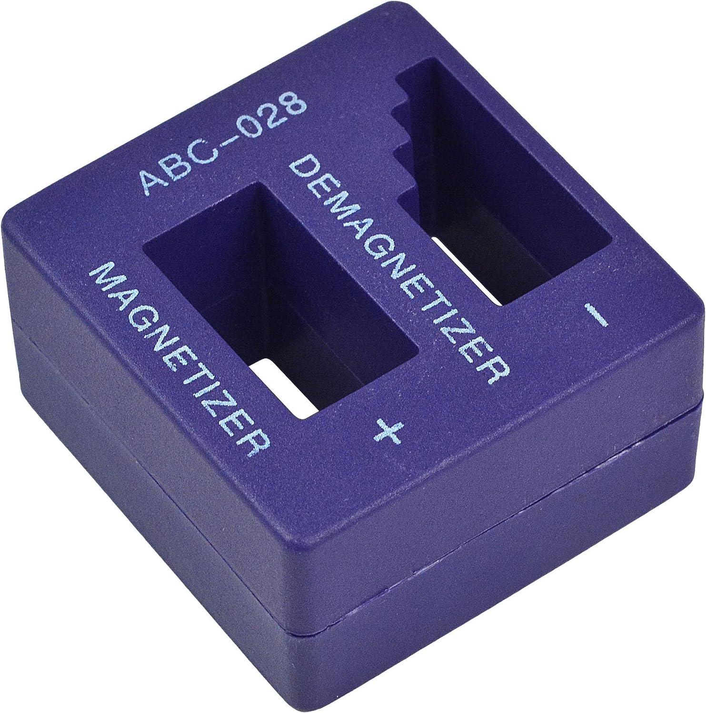 MENGS® Destornillador magnetiseur desmagnetizador Herramienta magnética desmagnetización: Amazon.es: Electrónica