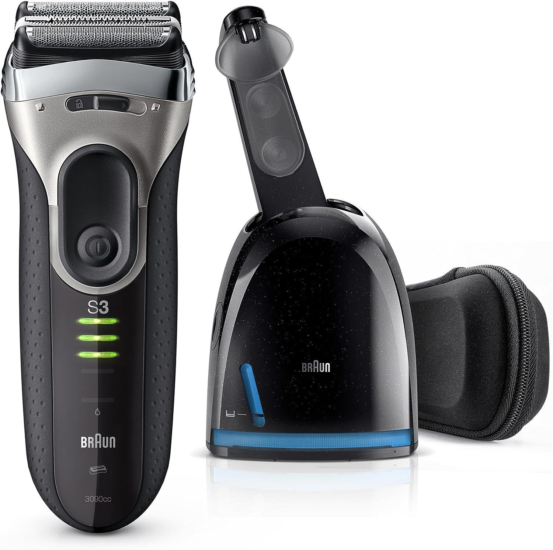 Braun Series 3 3090 eléctrico del hombre Foil máquina de afeitar ...