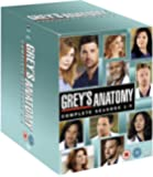Grey's Anatomy (Complete Seasons 1-9) - 54-DVD Box Set [ NON-USA FORMAT, PAL, Reg.2 Import - United Kingdom ]