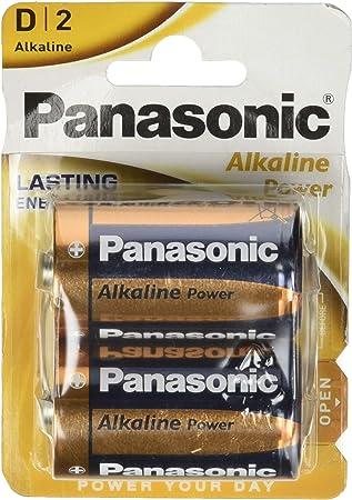 2x Baby AlkalinePower Alkaline Batterie Panasonic