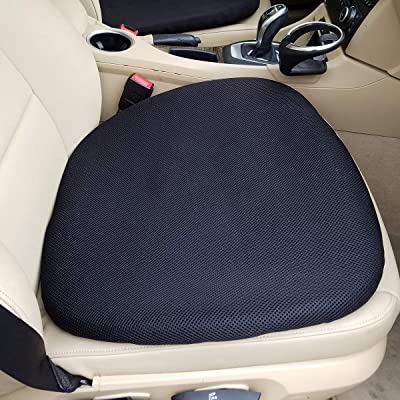COMFORT by CONFORMAX CONFORMAX NEW ERA ALL SEASON CAR-TRUCK GEL SEAT CUSHION (L20 (20Lx20FWx14RW), with removable cover-AIRMAX): Automotive