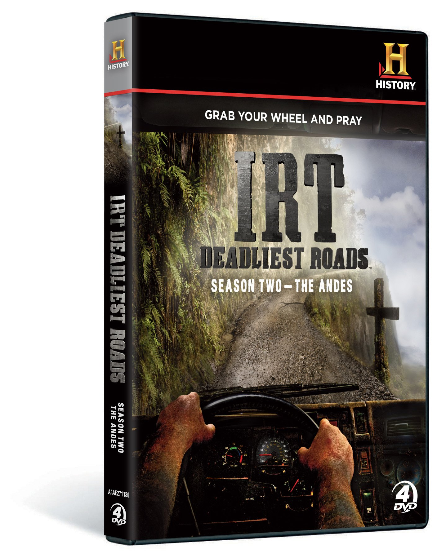 Ice Road Truckers Deadliest Roads: Season 2 [DVD]