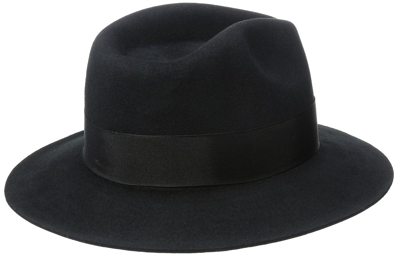 a7cf678be63 Indiana Jones Fur Felt Fedora at Amazon Men s Clothing store  Indiana Jones  Hat