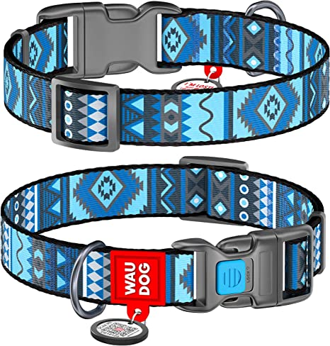 A Dog/'s Life Adjustable Dog Collar-only MEDIUM /& LARGE left!