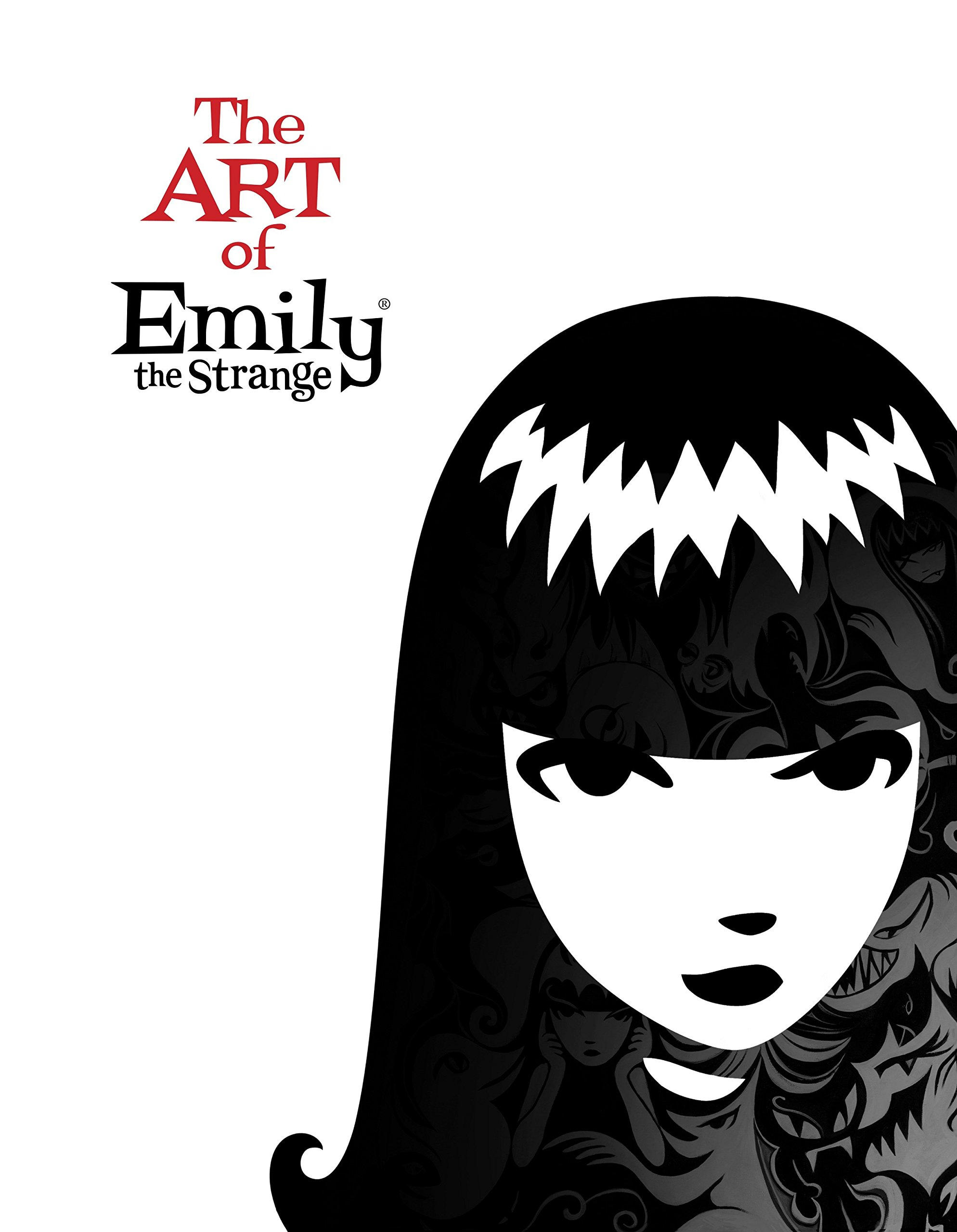 Read Online The Art Of Emily The Strange pdf epub