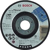 Bosch slijpschijf gebogen Best voor metaal 115 mm