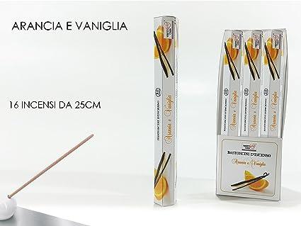 girm® – geset01 Juego de 7 cajas de varitas incienso sahumerio Color Vainilla, Rosa
