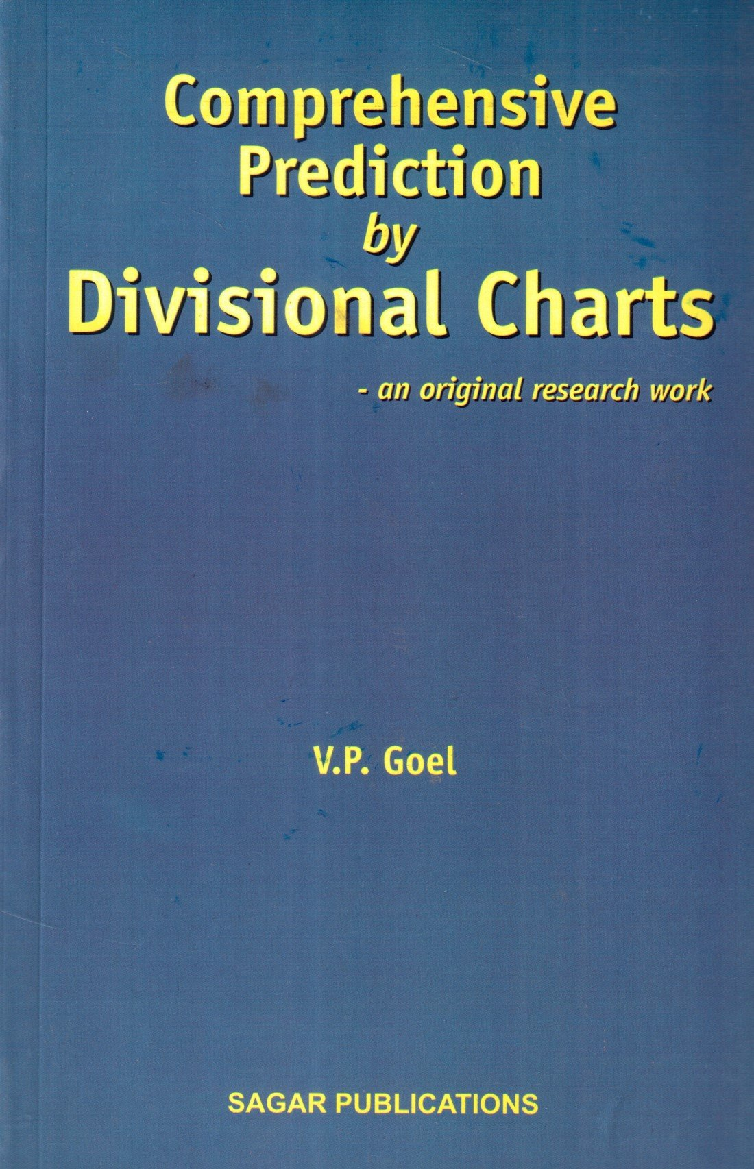 Buy Comprehensive Prediciton by Divisional Charts: An