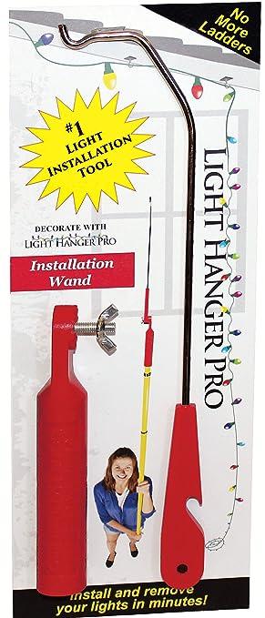 Amazon.com: Light Hanger Pro Installation Wand LH-18800 Christmas ...
