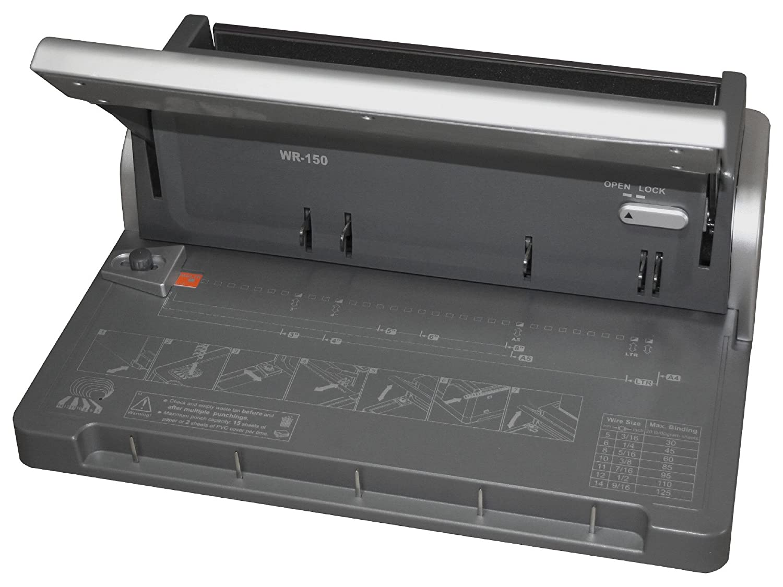 vorführ dispositivo wr150 drahtbindegerät - Manual, 34 ...