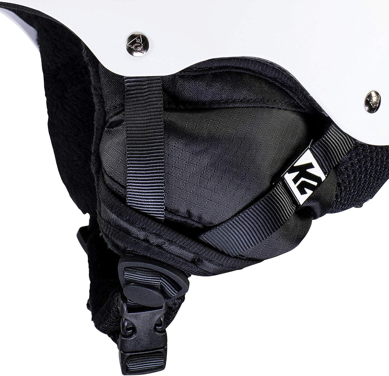 K2 Mens PHASE PRO white Ski Helmet S 51-55 cm