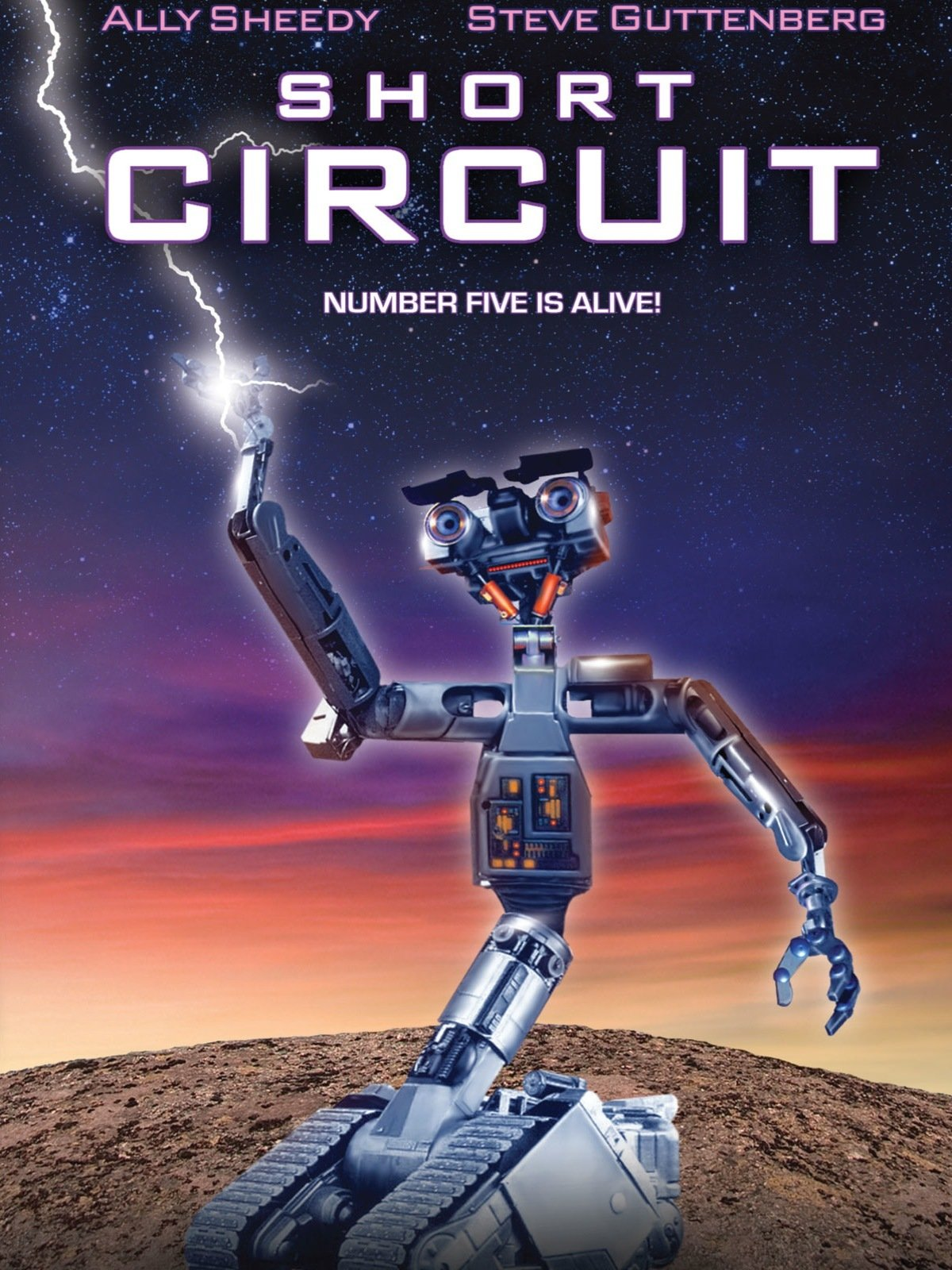 Johnny Five Short Circuit Image